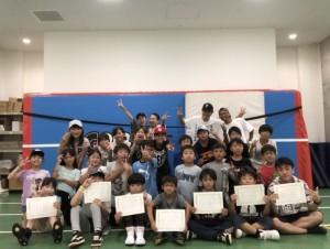 GODAI DANCE STUDIO夏合宿2018
