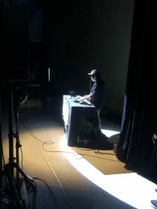 DJ  YASUSHIさん